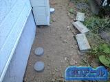 札幌市西区のお客様宅での排水管交換工事
