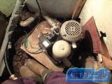 井戸用ポンプのオーバーホールをした札幌市南区のお客様宅