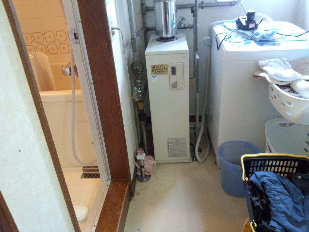 札幌市西区宮の沢 石油給湯機交換工事 チョーフボイラー