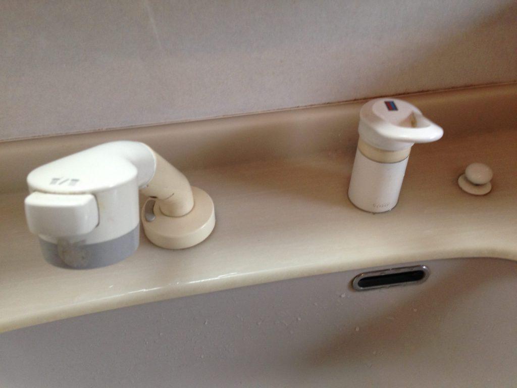 札幌市西区西野 TOTOシャワー混合栓水漏れ修理