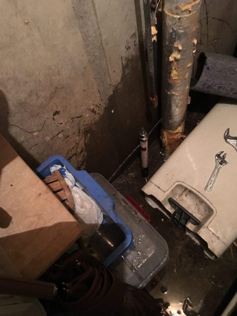 札幌市東区水抜き栓水漏れ,Ⅱ型水抜き栓修理,水抜き栓水漏れ修理