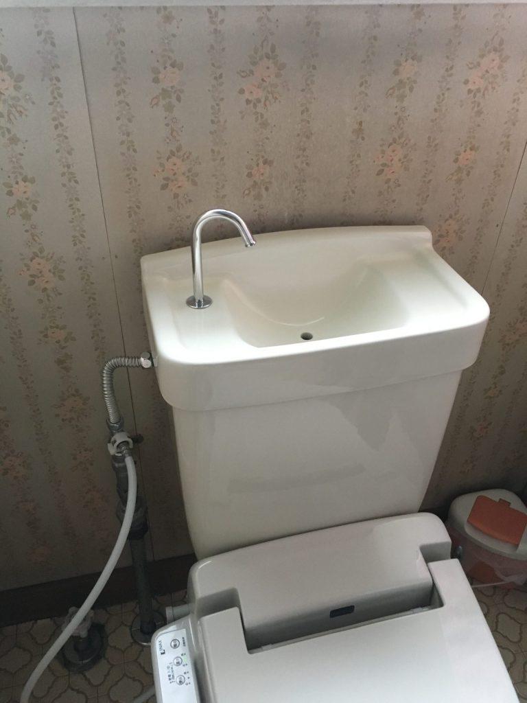札幌市白石区TOTOトイレ修理,totoトイレ水漏れ修理