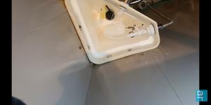 TOTO S670BUトイレタンク