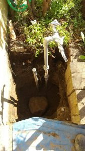 札幌市散水栓交換工事