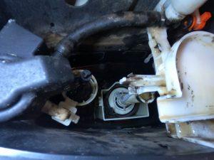 ピュアレストEX SH321BAS修理