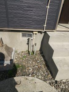 石狩市花川散水栓交換工事